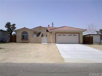 6370 Ronald Drive, Yucca Valley, CA 92284 - MLS#: JT18010851