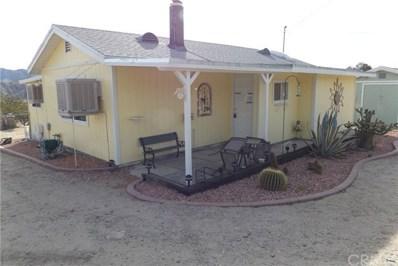 51171 Apache, Morongo Valley, CA 92256 - MLS#: JT18014583