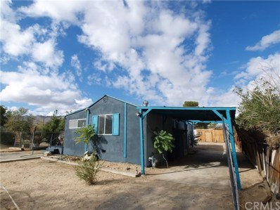 62026 Grand View Circle, Joshua Tree, CA 92252 - MLS#: JT18024127