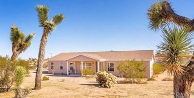 655 Delgada Avenue, Yucca Valley, CA 92284 - MLS#: JT18024232