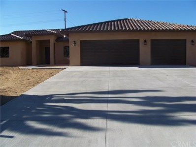 55885 Desert Gold Drive, Yucca Valley, CA 92284 - MLS#: JT18032380