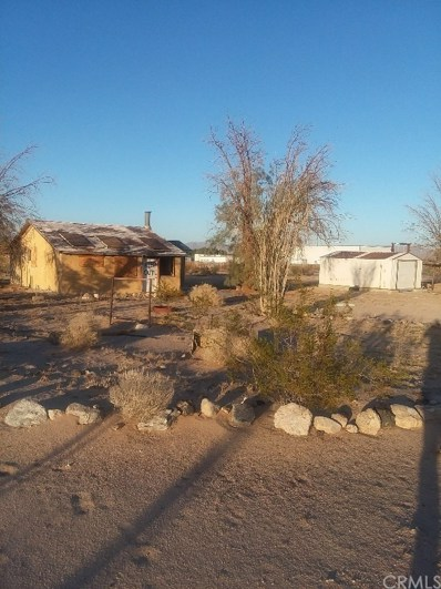 5157 Adobe Road, 29 Palms, CA 92277 - MLS#: JT18036767