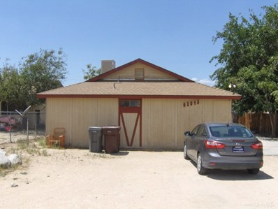 62048 Valley View Circle, Joshua Tree, CA 92252 - MLS#: JT18039809