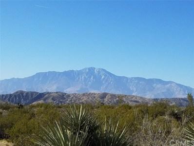 50575 Mesquite Road, Morongo Valley, CA 92256 - MLS#: JT18042947