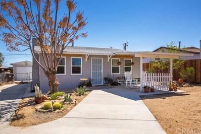 62019 Sunburst Circle, Joshua Tree, CA 92252 - MLS#: JT18072379
