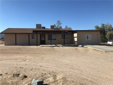 74847 Joe Davis Drive, 29 Palms, CA 92277 - MLS#: JT18074047