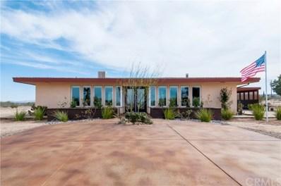 56495 Lowe Avenue, Yucca Valley, CA 92284 - MLS#: JT18076867