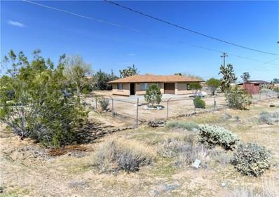 4647 Camarilla Avenue, Yucca Valley, CA 92284 - MLS#: JT18076954