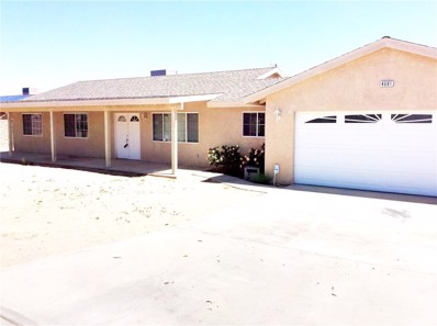 4681 Round Up Road, 29 Palms, CA 92277 - MLS#: JT18080557