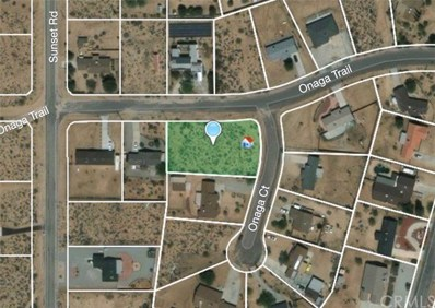 0 Onaga Trail, Joshua Tree, CA  - MLS#: JT18082197