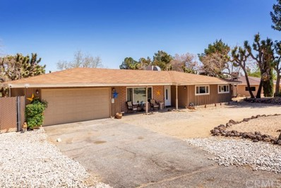 56512 Desert Gold Drive, Yucca Valley, CA 92284 - MLS#: JT18092402