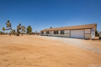 3223 Gemini Lane, Yucca Valley, CA 92284 - MLS#: JT18098351