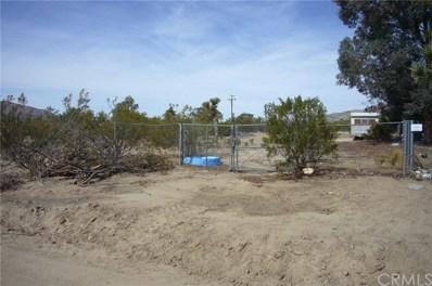 7136 Apache, Yucca Valley, CA 92284 - MLS#: JT18099993