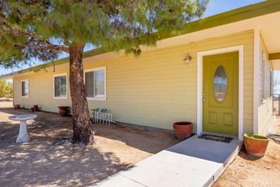 3637 Sage Avenue, Yucca Valley, CA 92284 - MLS#: JT18100862