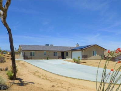6656 San Angelo Avenue, Joshua Tree, CA 92252 - MLS#: JT18107245