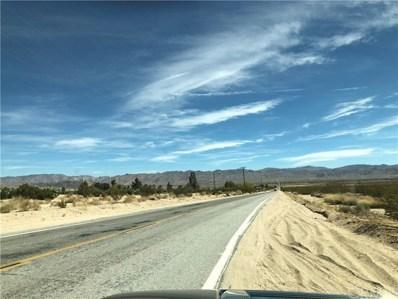 0 La Brisa Drive, Joshua Tree, CA 92252 - MLS#: JT18112314