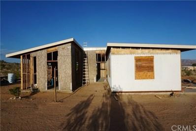 2959 Sahara Terrace, Joshua Tree, CA 92252 - #: JT18120206