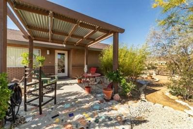 60124 Scotts Glen Road, Joshua Tree, CA 92252 - MLS#: JT18120216