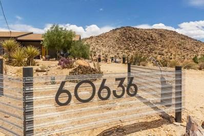 60636 Los Coyotes Drive, Joshua Tree, CA 92252 - MLS#: JT18123851