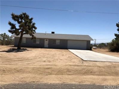 3801 Warren Vista Avenue, Yucca Valley, CA 92284 - MLS#: JT18124188