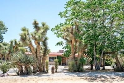 56741 Anaconda Drive, Yucca Valley, CA 92284 - MLS#: JT18125230