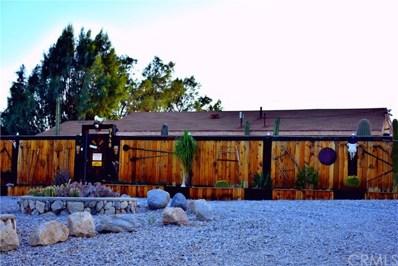 9448 Piedras, Morongo Valley, CA 92256 - MLS#: JT18130565