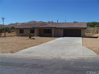55865 Desert Gold Drive, Yucca Valley, CA 92284 - MLS#: JT18139891