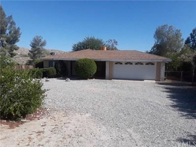 49223 Tamarisk Drive, Morongo Valley, CA 92256 - MLS#: JT18142944