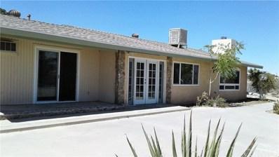 56687 Cobalt Road, Yucca Valley, CA 92284 - MLS#: JT18144927