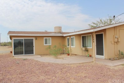 1588 Old Woman Springs Road, Yucca Valley, CA 92284 - MLS#: JT18145988