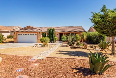 60206 Chesapeake Drive, Joshua Tree, CA 92252 - MLS#: JT18148050