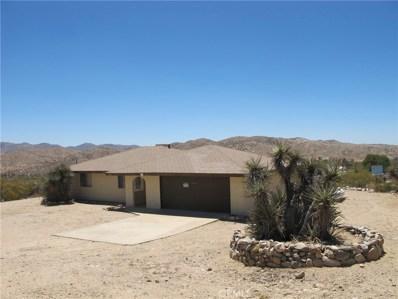51037 Via Hacienda, Morongo Valley, CA 92256 - MLS#: JT18150791