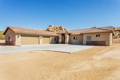 57088 Monticello Road, Yucca Valley, CA 92284 - MLS#: JT18158658