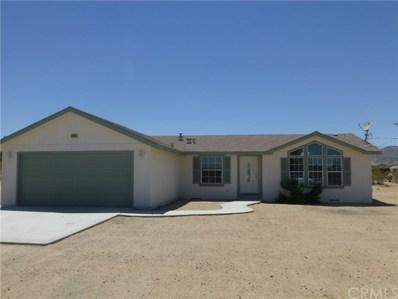 5322 Flamingo Avenue, Joshua Tree, CA 92252 - MLS#: JT18161518