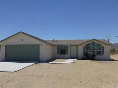 5322 Flamingo Avenue, Joshua Tree, CA 92252 - MLS#: JT18161518