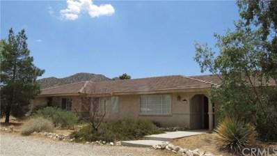 9535 Black Rock, Yucca Valley, CA 92284 - MLS#: JT18169248