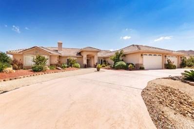 58249 Juarez Drive, Yucca Valley, CA 92284 - MLS#: JT18171961