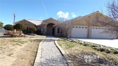 8719 Frontera Avenue, Yucca Valley, CA 92284 - MLS#: JT18172313