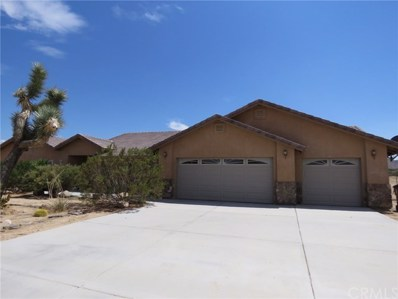 60179 Chollita Road, Joshua Tree, CA 92252 - MLS#: JT18177416