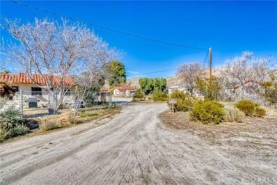 50054 29 Palms Highway, Morongo Valley, CA 92256 - MLS#: JT18181322