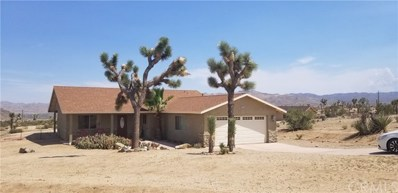 59155 Oleander Drive, Yucca Valley, CA 92284 - MLS#: JT18183442
