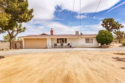 7341 Joshua View Drive, Yucca Valley, CA 92284 - MLS#: JT18184630