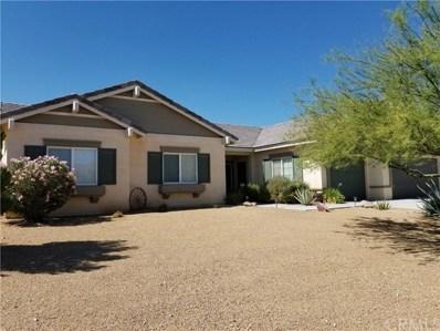 56171 Nez Perce, Yucca Valley, CA 92284 - MLS#: JT18184725