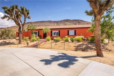 55666 Pipes Canyon Road, Yucca Valley, CA 92284 - MLS#: JT18185113