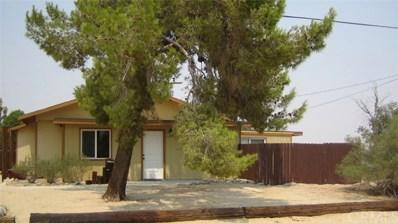 62320 Hacienda Drive, Joshua Tree, CA 92252 - MLS#: JT18192410