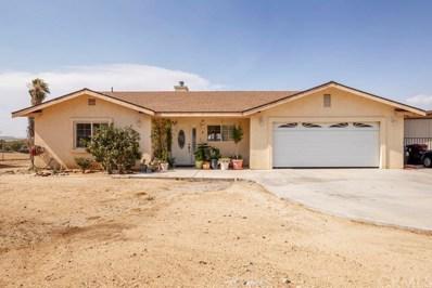 56750 Ivanhoe Drive, Yucca Valley, CA 92284 - MLS#: JT18193017