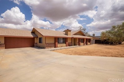 58350 Carlyle Drive, Yucca Valley, CA 92284 - MLS#: JT18193968