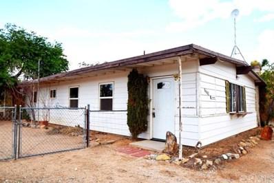 3376 Goleta Avenue, Yucca Valley, CA 92284 - MLS#: JT18200189