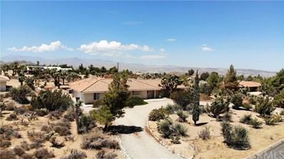 9172 Del Monte Avenue, Yucca Valley, CA 92284 - MLS#: JT18205422