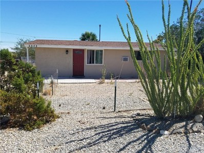5535 Mariposa Avenue, 29 Palms, CA 92277 - MLS#: JT18209063